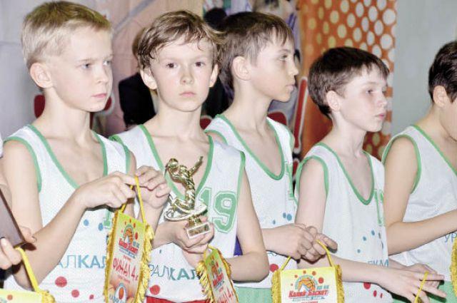 Ребята из шк. № 16 (г. Березники) стали победителями турнира.