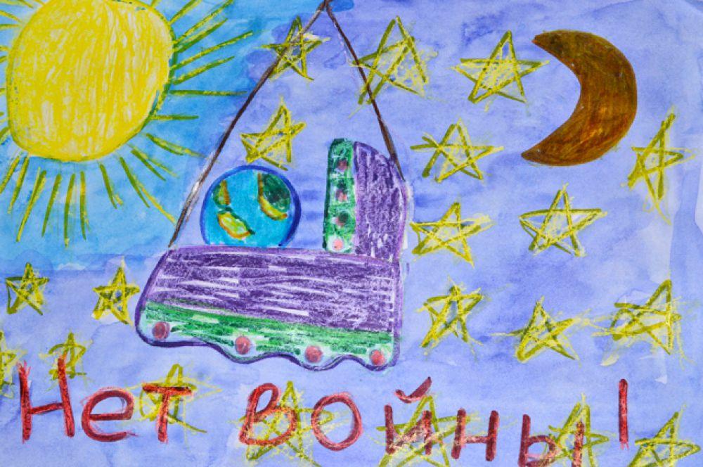 Участник №297. Барахтенко Ульяна, 5лет. Детский сад №51