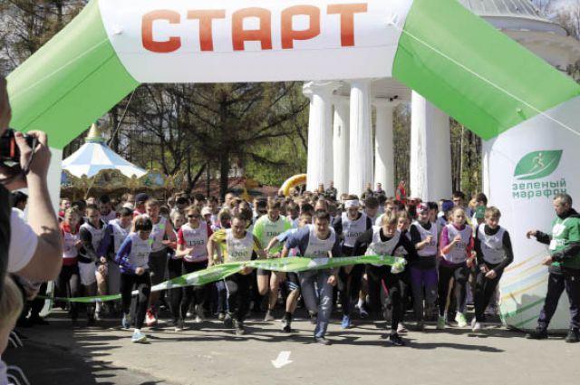 В прошлом году в забеге участвовали 52 тыс. россиян.