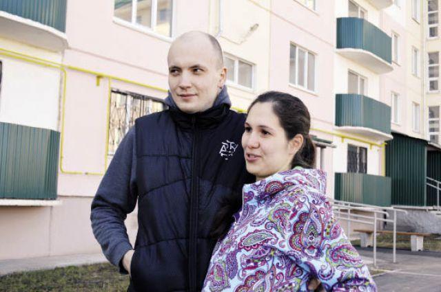 Семья Стариковых: