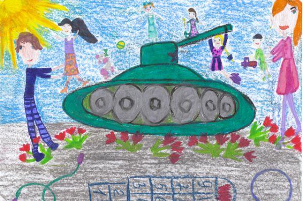 Участник №350. Рубцова Арина, 6 лет