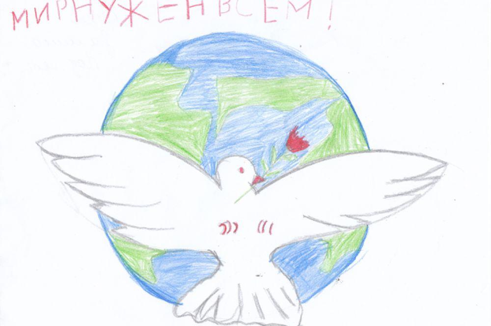 Участник №354. Зимина Виктория, 6 лет