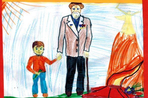 Участник №316. Халапханова Настя, 6 лет. «Память». Детский сад №152