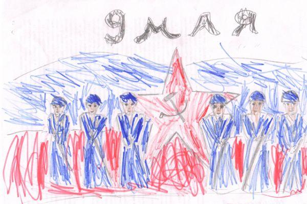 Участник №319. Шурыгин Александр. Детский сад 116