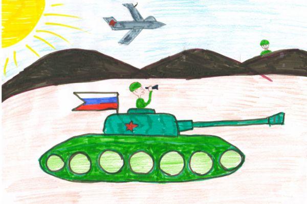 Участник №326. Кузаков Леонид. Детский сад 116