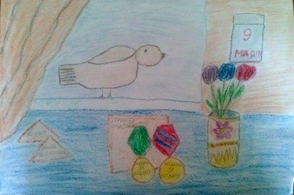 Участник №338. Гантимуров Илья, 7 лет