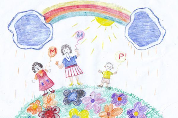 Участник №351. Макарова Лиза, 6 лет
