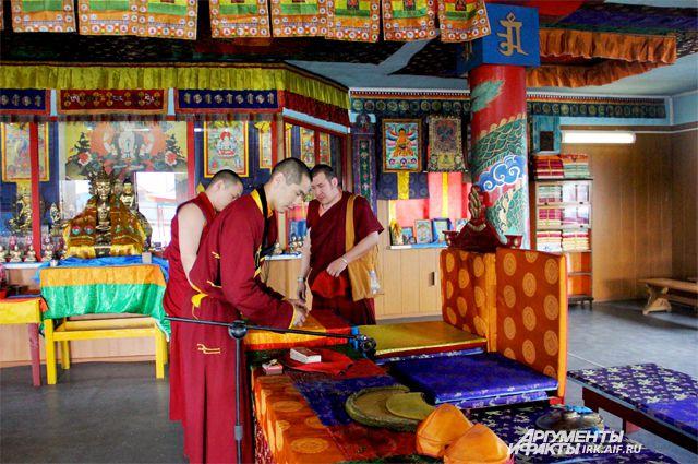 Интронизация - важное и торжественное событие для любого храма.