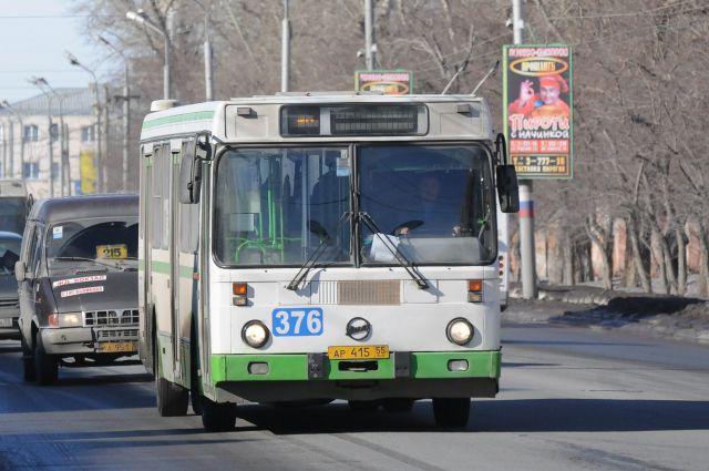 Схема движения автобусов № 49
