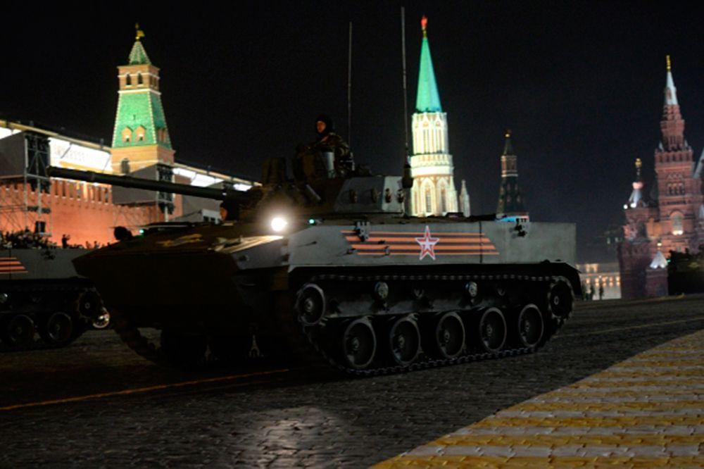 Боевая машина десанта БМД-4М «Садовница».