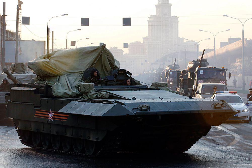БМП Т-15.