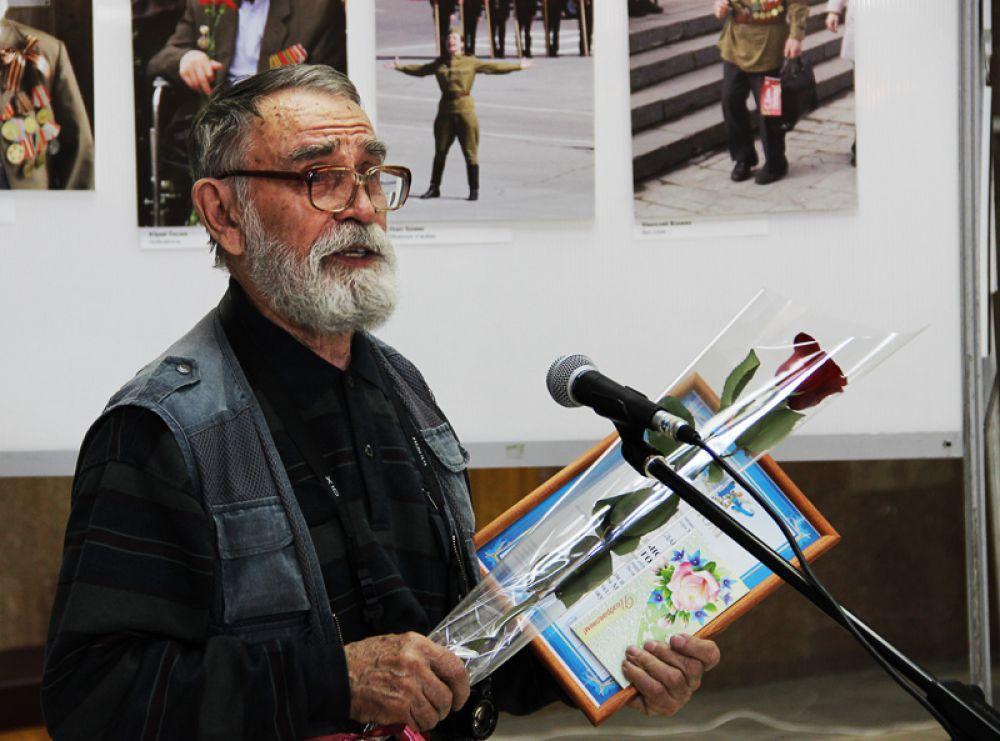 Премию имени Александра Маркелычева «За весомый вклад в развитие региональной фотожурналистики» получил Борис Тельнов