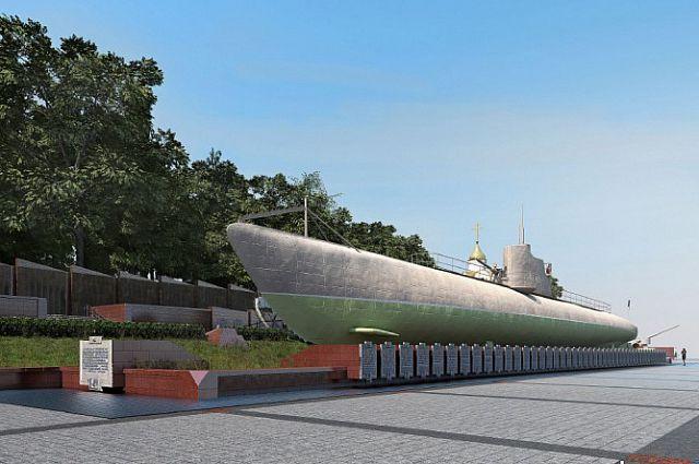 Мемориал Боевой славы ТОФ.