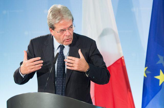 Глава МИД Италии: страна заплатила высокую цену за санкции против РФ | В мире | Политика | Аргументы и Факты