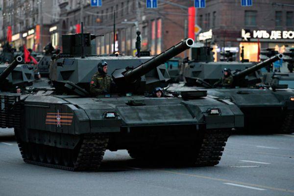 Работы по созданию нового танка под кодовым названием «Армата», который должен стать основным танком Вооруженных Сил РФ были открыты в 2010-м году вместе с сообщением о прекращении работ по «Объекту-195» (танк Т-95) ) из Министерства Обороны.