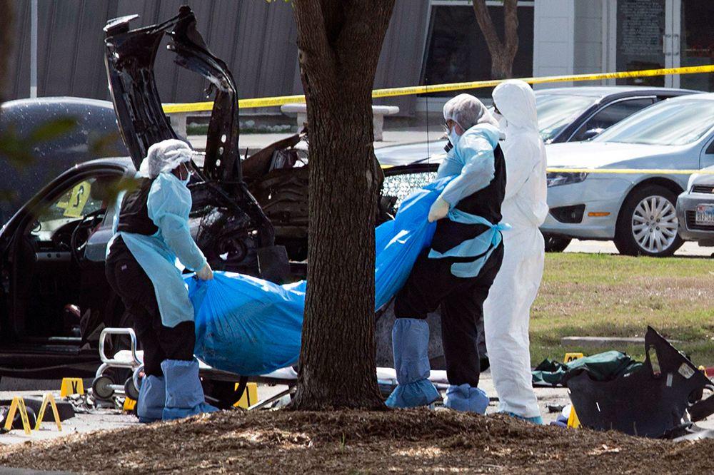 После стрельбы в Техасе Хусейн написал в своем твиттере: «Стрельбу… открыли двое наших братьев». «Люди напрасно считали, что в Техасе до них не доберутся бойцы ИГ».