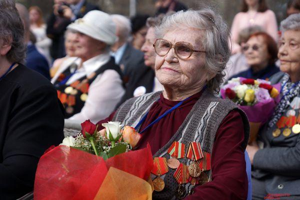Мероприятие приурочено к 70-летию победы в Великой Отечественной войне.
