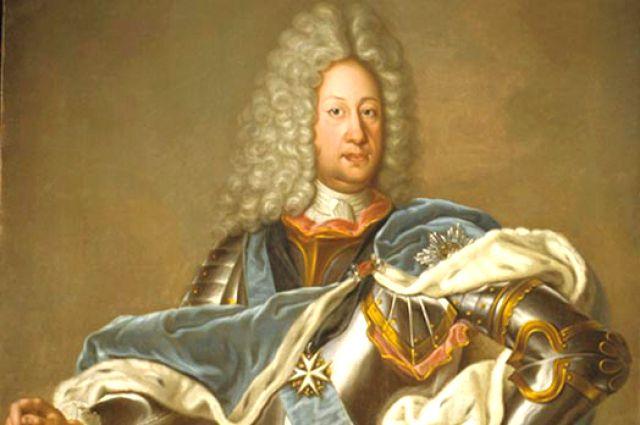 Иван Аргунов. Портрет фельдмаршала графа Бориса Петровича Шереметева. 1768