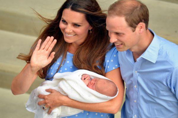 22 июля 2013 года у пары родился малыш – Джордж Александр Луи, принц Кембриджский.