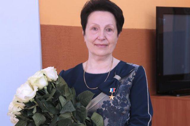 Галина Громова.