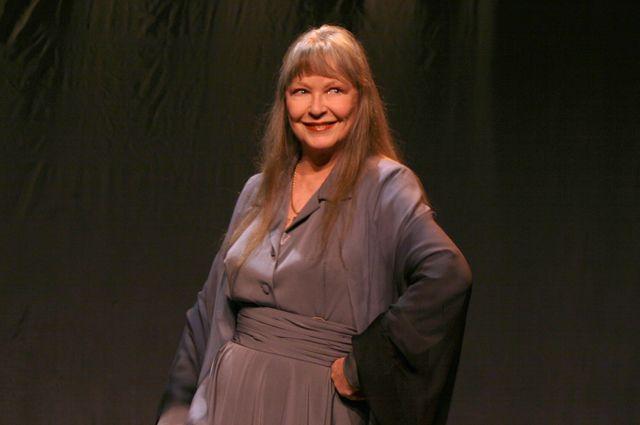 Марина Влади. 2009 год.
