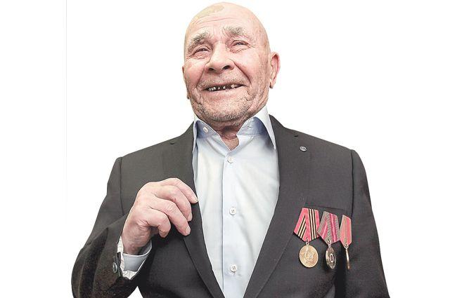 Василий Горбунов.