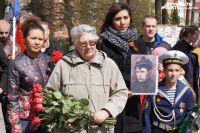 Валентина Долженкова пролетела 7,5 тысяч километров, чтобы поклониться погибшему брату.
