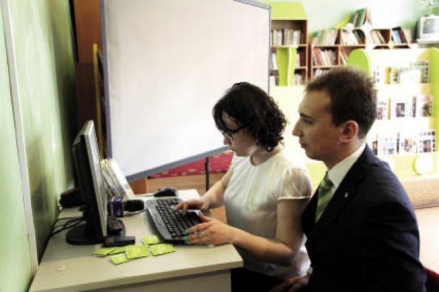 Более 700 жителей села получили доступ к банковским услугам в режиме онлайн.