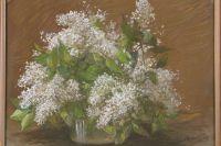 Омские художники нарисовали натюрморты специально к выставке.