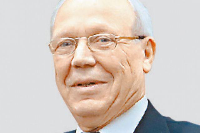 Владимир Шабалин.