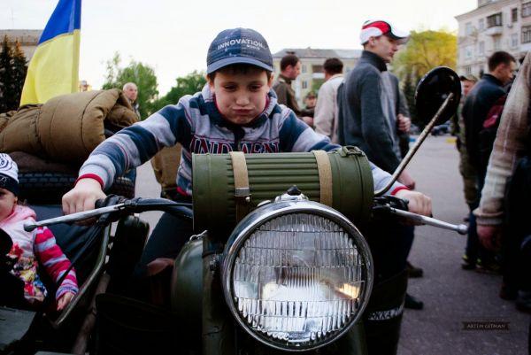 Ретро-техника времен II мировой войны