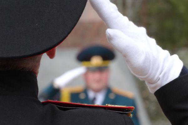 Присягу кадетов готовится принять военный комиссар Югры Юрий Буров.