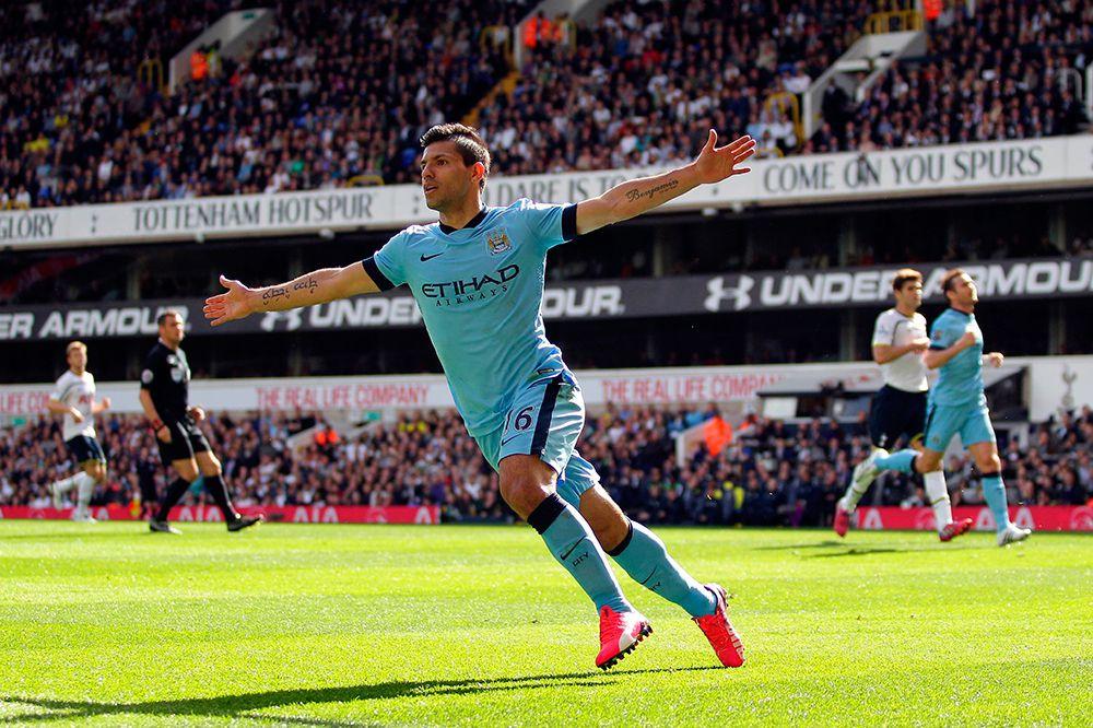 Доход Серхио Агуэро, выступающего за «Манчестер Сити», — $25,3 млн, из которых $18,1 млн — зарплата и премии.