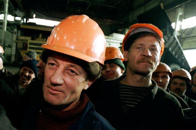 Волынские шахтеры