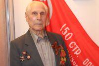 Николай Самойлов отпразднует своё 89-летие на параде Победы в Москве.
