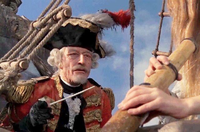 «Приключения барона Мюнхгаузена»,  Великобритания.  4 номинации на «Оскара», 1988 год.