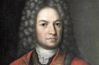 Репродукция портрета генерал-фельдмаршала Якова Вилимовича Брюса работы неизвестного художника.