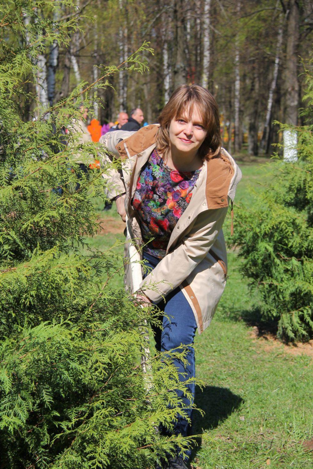 Ирина Гричанюк, директор благотворительного фонда «Красочное общество» при поддержке компании «Ордер»
