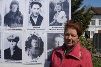 Татьяна Басова ведет краеведческую работу.