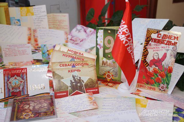 Омичи приняли участие в проекте «Победители».