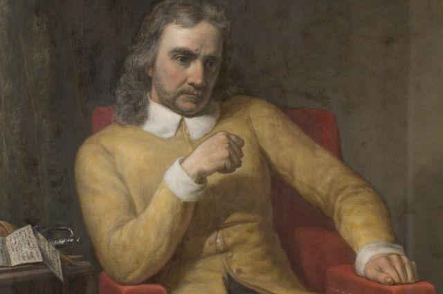 Оливер Кромвель (Чарльз Люси, 1868 г.).