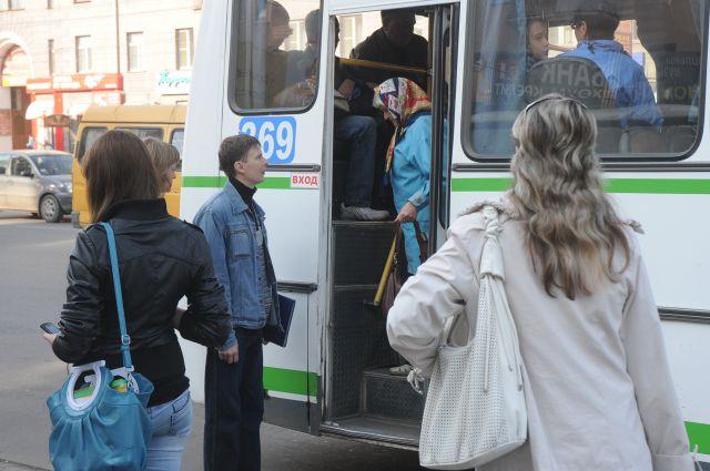 Движение автобусов на Левом берегу будет ограничено.