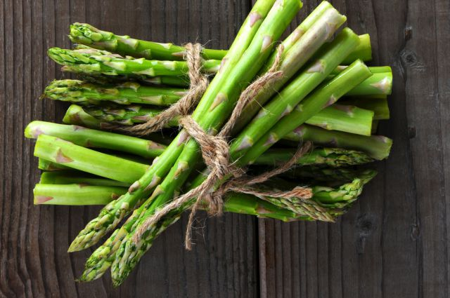 Рецепт блюд из спаржи зеленой с фото
