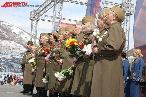 Народный хор ветеранов войны и труда «Память».