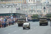 Парад Победы во Владивостоке.