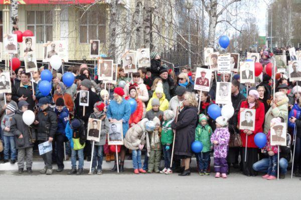 Жители города готовятся к шествию