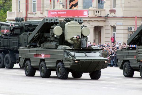 День Победы в Ростове-на-Дону.