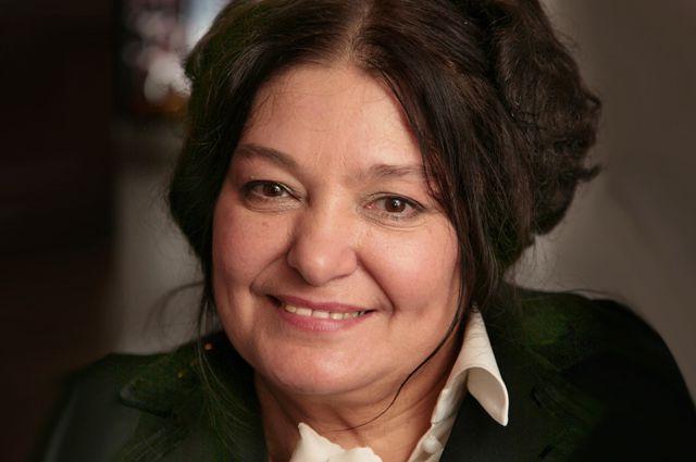 Наталья Бондарчук.