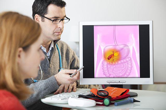 Секс помогает вывести камни из желчного пузыря