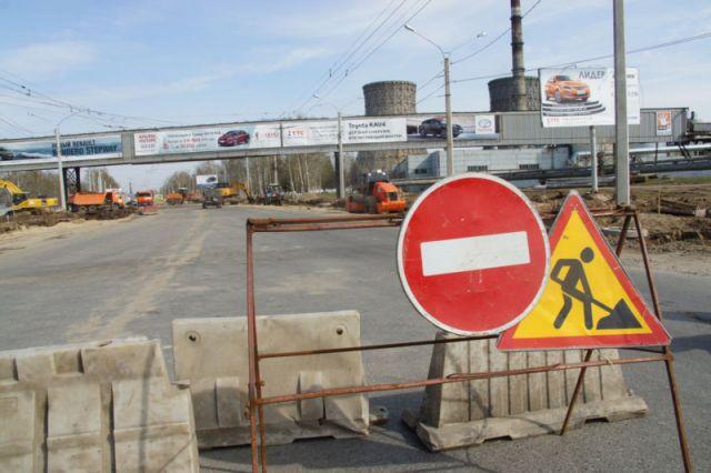 В Екатеринбурге в три этапа будут закрывать движение по улице Павлодарской